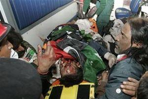 Pakistan'da bombalı saldırı.16001