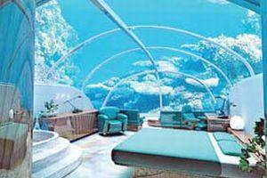 İstanbul'a deniz altında otel.15673