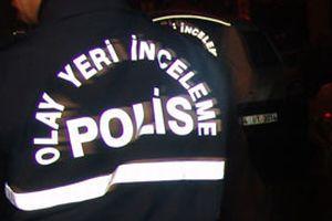 Jandarma teğmen ölü bulundu.10280