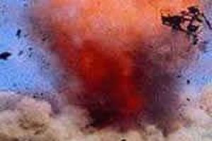 Afganistan'da bombal� sald�r�.9615