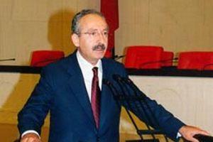 CHP'li Milletvekili Kılıçdaroğlu seçmenleri eleştirdi.10043