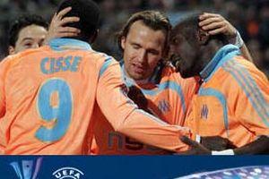 UEFA'da toplu sonuçlar.15250