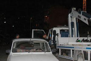 Çekici ile kamyon çarpıştı: 2 kişi öldü.9941