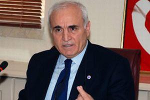 GAZÜ Rektörü Prof. Dr. Ekinci'nin türban açıklaması.10489