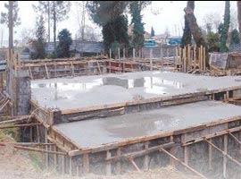 Mersin'de inşaat çöktü.14846