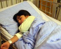 Viyana'daki yangında 32 kişilik Sivaslı ailenin durumu iyi.10341