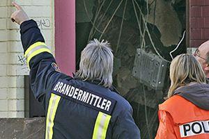 Almanya'da Türk binasında bir yangın daha.16844
