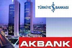 Akbank ve İş Bankası kârını patlattı.14524