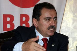 Yazıcıoğlu: Milletin yetkisini çarçur ettiler.10686
