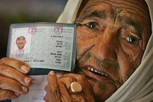 Dünyanın en yaşlı insanı.13472