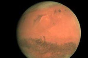 Nasa uzmanı: Mars yaşam için çok tuzlu.5386