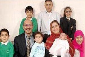 İngiltere bu aileyi konuşuyor.13312