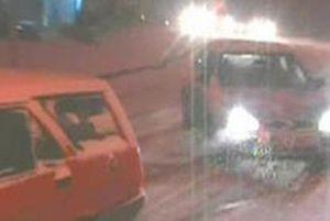 Kar ya���� nedeniyle bir �ok trafik kazas� meydana geldi.7685