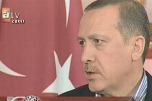 Erdoğan, canlı yayında gazetecilerin sorularını yanıtladı.8691