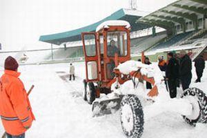 19.00'daki Konyaspor-Galatasaray maçı ertelendi.14862