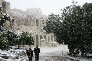 İstanbul'da kar yağışı başladı.18497
