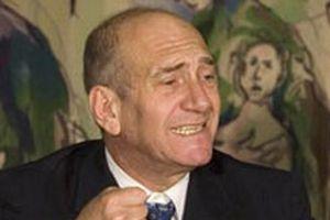 Olmert, İran'a baskı için Japonya'da  .9755