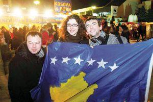 Almanya da Kosova'yı tanıdı.15887