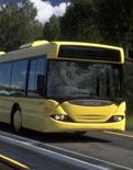 Kadınlara özel otobüs sefere başladı.6418