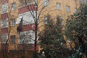 Konya'da az daha apartman çöküyordu!.16816