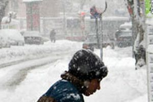 Karlı Türkiye'yi anlatan fotoğraf.11235