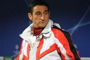 Sevilla'nın teknik adamı