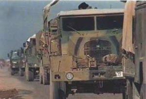 Askeri birlikler Şırnak'a sevkedilmeye devam ediyor.11510