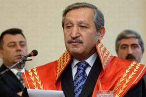 Yargıtay Başkanı: Türkiye'de rejim tehlikesi yok.12810