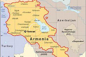 Ermenistan diken üstünde.15158
