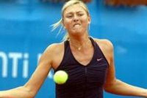 Sharapova Dubai Tenis Şampiyonası'ndan çekildi.9348