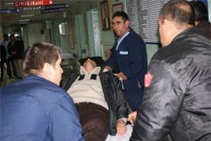 G.Antep'te polislere molotoflu saldırı.13643