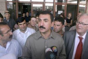 Şarkıcı Ferhat Tunç serbest bırakıldı.12811