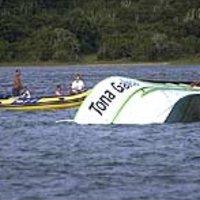 Brezilya'da feribot kazası: 20 kayıp.10534