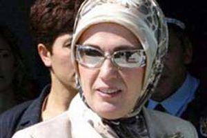 Başbakan'ın eşi Emine Erdoğan'dan iki tazminat davası.11473
