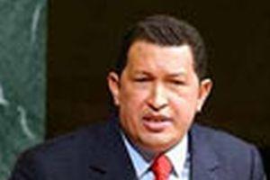 Hugo Chavez: Tehdit biz değiliz ABD.7360