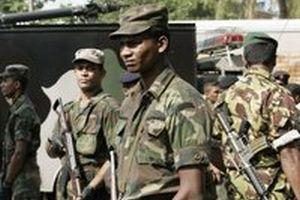 Sri Lanka'da gerillaların sözcüsü teslim oldu.17182
