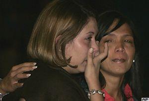 Venezuela'da kaybolan uçaktan kurtulan yok.8819