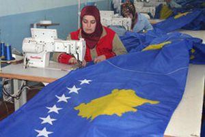 Kosova'n�n bayra�� Sakarya'dan.13788