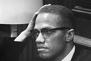New Yorklular Malcolm X'i unutmadı.10964