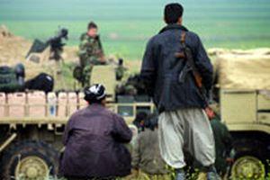 Ağır silahlı peşmergeler Kuzey sınırına kaydırılıyor.12890