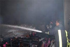 Sarıyer'de çıkan yangın kontrol altına alındı.7882
