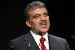 Gül, D.Bakır'daki hain saldırıyı kınadı.6987