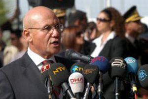 KKTC Cumhurbaşkanı Talat Ankara'ya gitti.12543