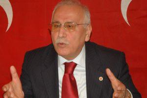 MHP'li Şandır: Türkiye adeta gözaltında tutulmakta.8318