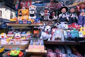 Çin malı 2 milyon oyuncak toplatılacak.19787