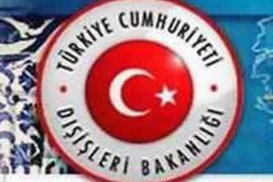 Türkiye'den Irak'taki saldırıya kınama.14310