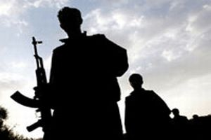Siirt'te çatışma: 4 geçici köy korucusu yaralı.7540
