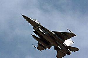 Ege'de Türk F-16'lara önleme yapıldı.8453