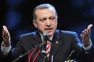 Tayyip Erdoğan 'sınırdaki askerler için' şiir okudu.11030