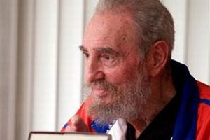 Castro'nun k�z�: Babam herkesi �a��rtt�.9459